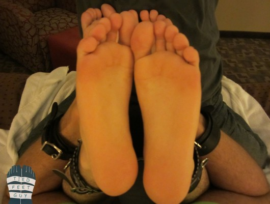 Four feet, no waiting!