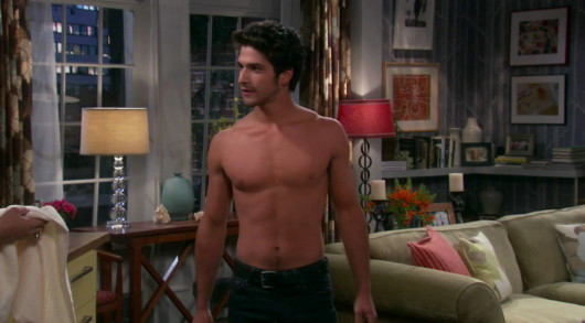 tyler posey shirtless the exes