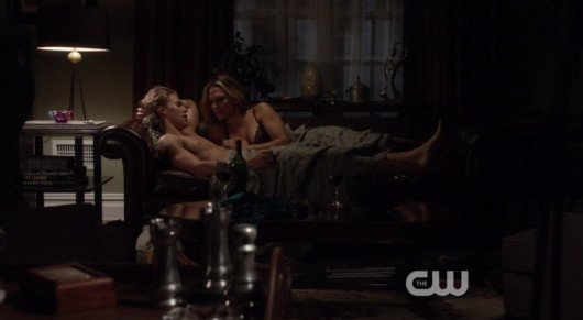 austin butler shirtless the carrie diaries