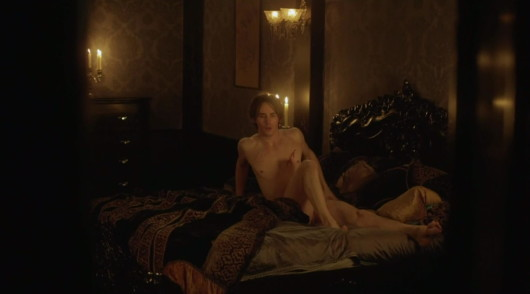 reeve carney nude penny dreadful