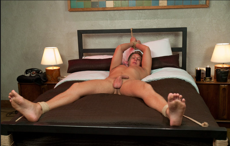 gay small male bondage tickling
