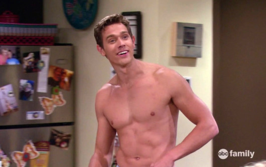 Christopher O'Shea in Baby Daddy Episode 3.13