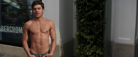 zac efron shirtless Neighbors