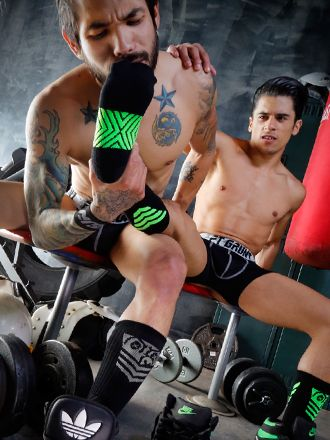 Fort Troff Socks & Worship