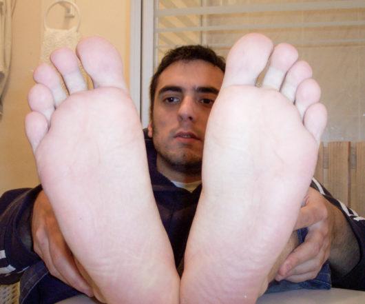 smelly feet 2