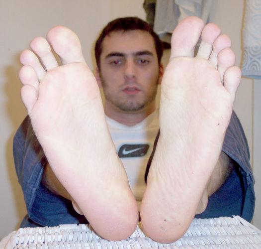 smelly feet 4