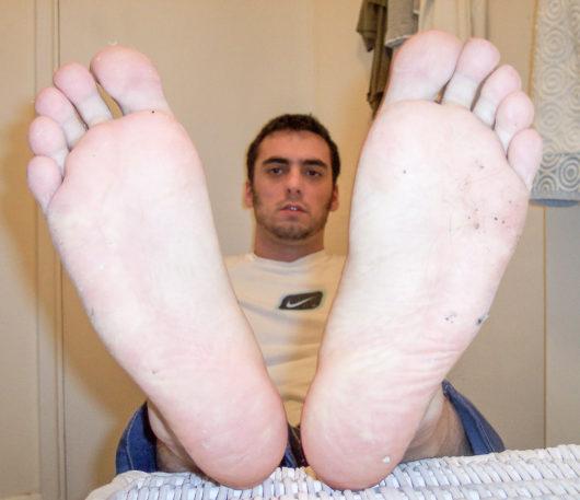 smelly feet 9