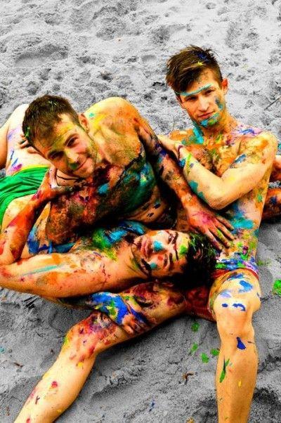 Technicolor Gunge