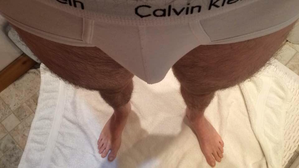 Underwear of a Straight Slave