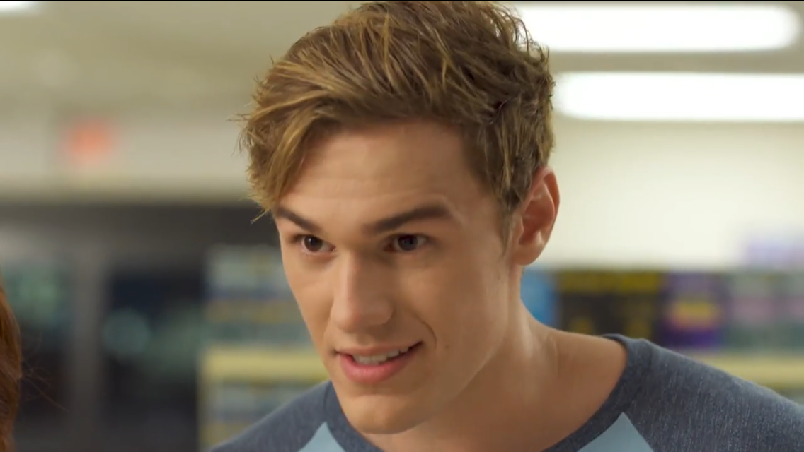 Hot guys in commercials