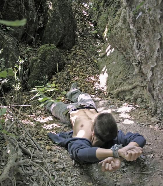 Outdoor Bondage & Burial