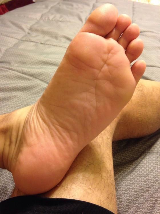 TFG Feet & Stinky Socks