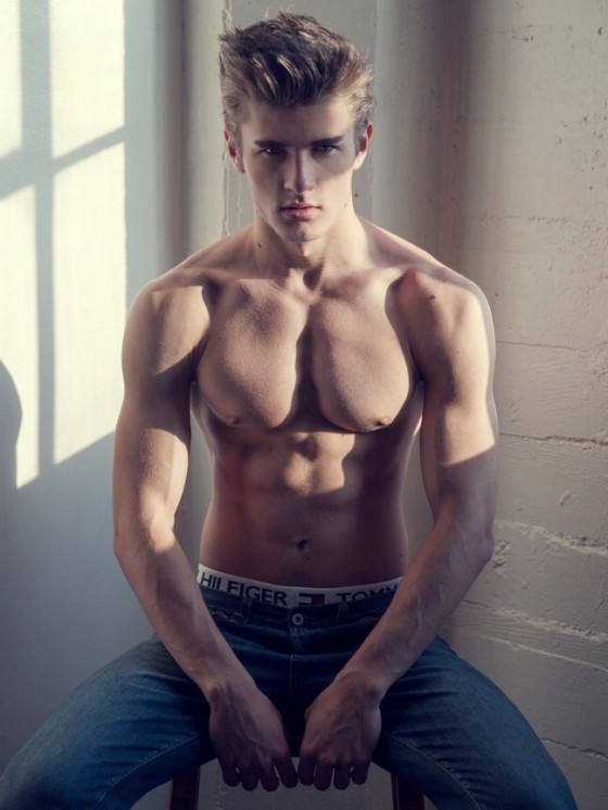 Thin & Lean & Lithe Twink Chests