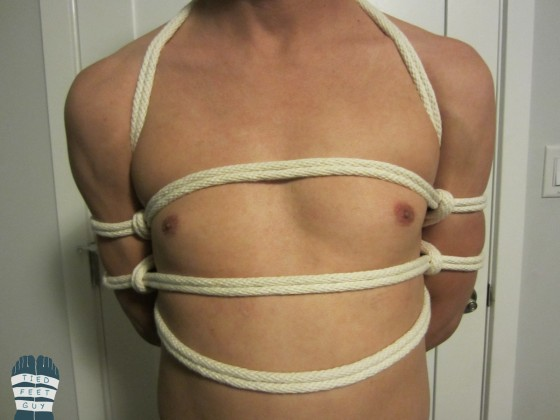 TFG:  Chest Rope Harness