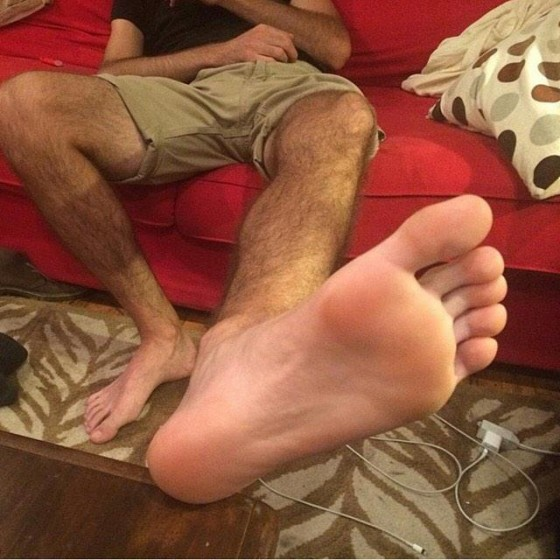 A single sole…