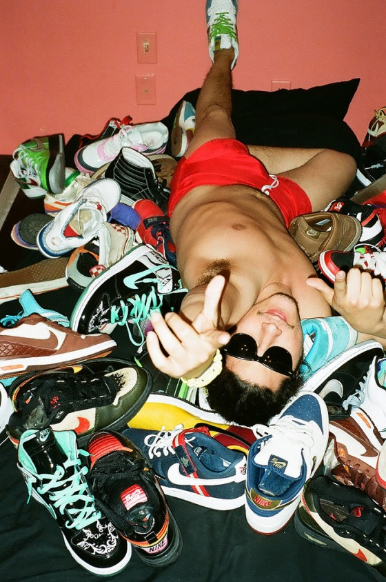 Shoe piles