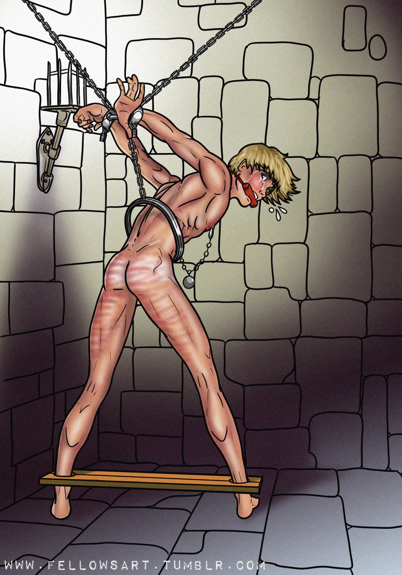 Medical bondage cartoon porn