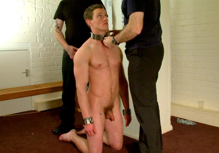 Male bondage blog gay